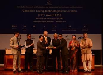 GYTI award
